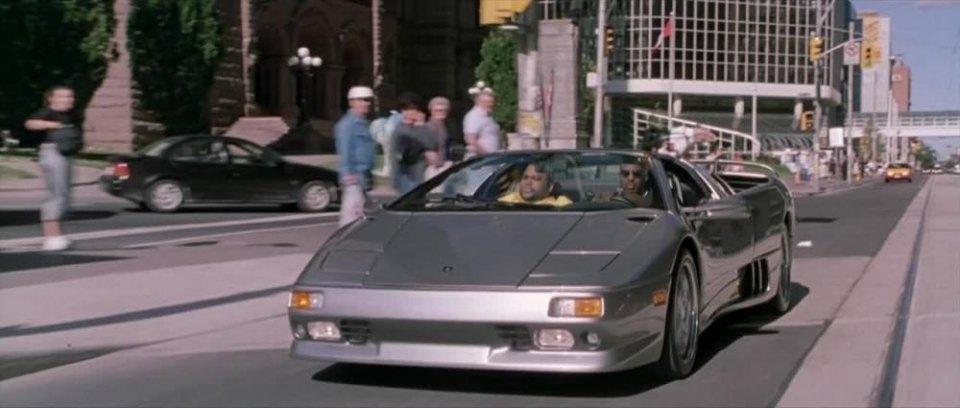 Imcdb Org 1997 Lamborghini Diablo Vt Roadster In Quot Exit