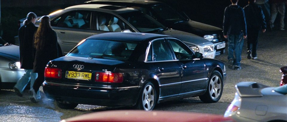 Imcdb Org 1999 Audi A8 2 8 D2 Typ 4d In Quot Love Actually