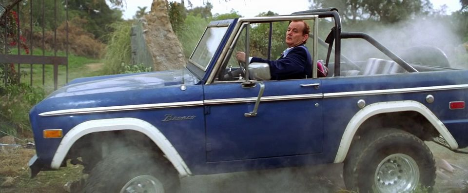 "IMCDb.org: 1970 Ford Bronco in ""Charlie's Angels, 2000"""