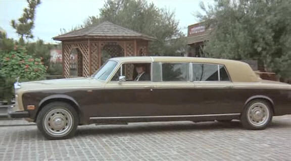 1978 Rolls-Royce Silver Shadow II Stretched Limousine
