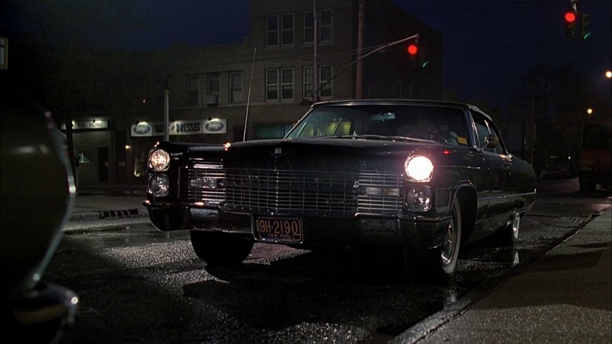 1966 cadillac deville convertible 68367f in a bronx tale 1993. Black Bedroom Furniture Sets. Home Design Ideas