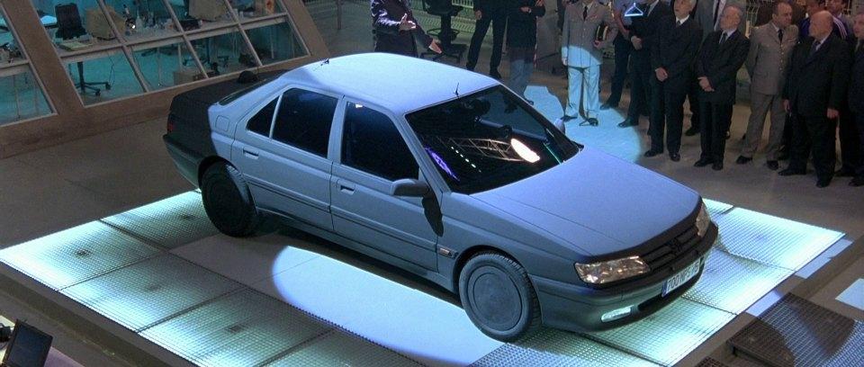 1995 peugeot 605 6b in taxi 2 2000. Black Bedroom Furniture Sets. Home Design Ideas