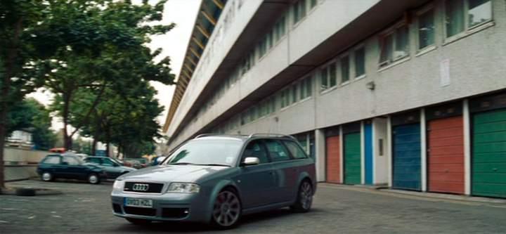 2003 Audi RS6 Avant C5 [Typ 4B]