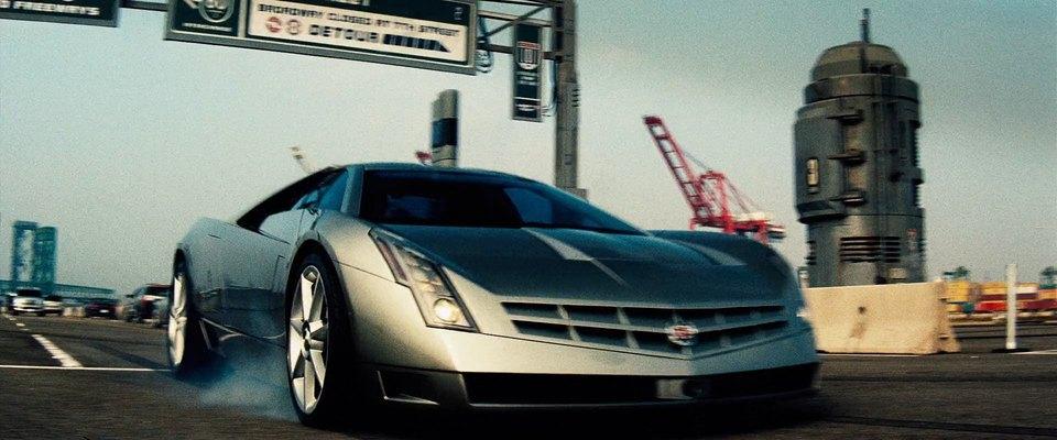2002 Cadillac Cien Concept. 2002 Cadillac Cien