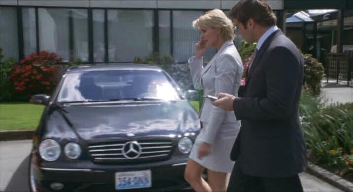 Mercedes-Benz CL [C215]