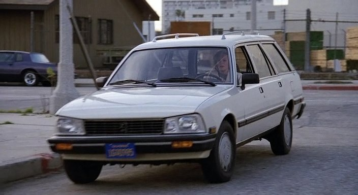 1985 Peugeot 505 Station Wagon [551D]