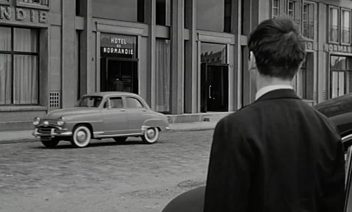 1954 simca aronde in le fauve est l ch 1959. Black Bedroom Furniture Sets. Home Design Ideas