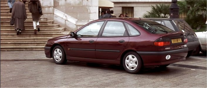 1994 renault laguna 1 x56 in maximum risk 1996. Black Bedroom Furniture Sets. Home Design Ideas