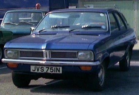 1975 Vauxhall Viva Deluxe [HC]