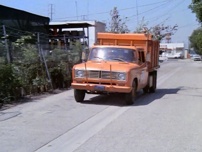 1972 International Harvester Travelette