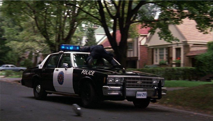 "IMCDb.org: 1981 Chevrolet Impala in ""Police Academy 3 ..."