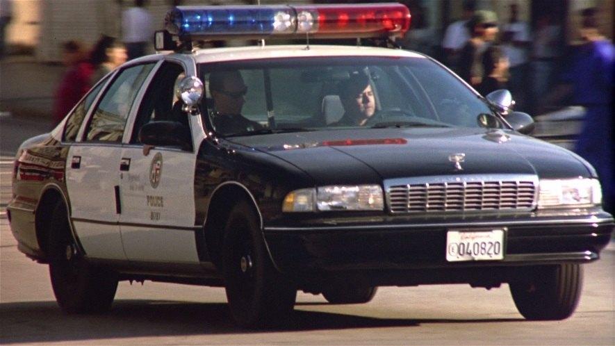 Imcdb Org 1995 Chevrolet Caprice 9c1 In Quot Volcano 1997 Quot