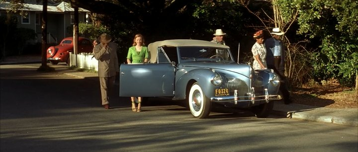 1941 Lincoln Continental Cabriolet [56]