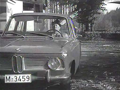 BMW 1500 (1962 - 1966) ~ Car and Cars