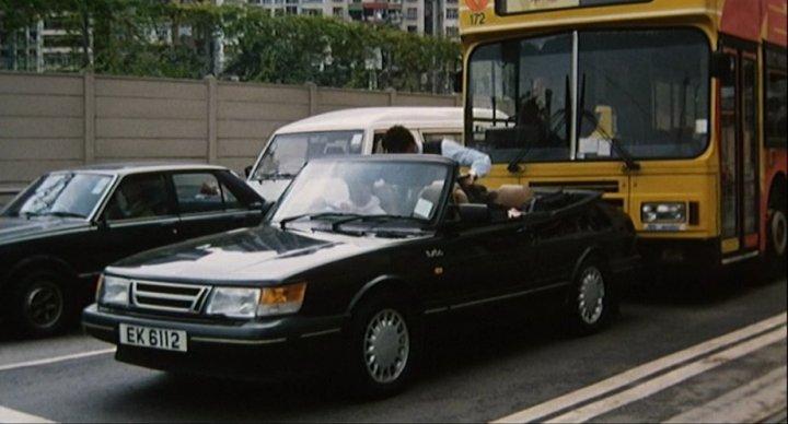 1987 saab 900 cabrio turbo gen 1 in chao ji ji hua 1993. Black Bedroom Furniture Sets. Home Design Ideas