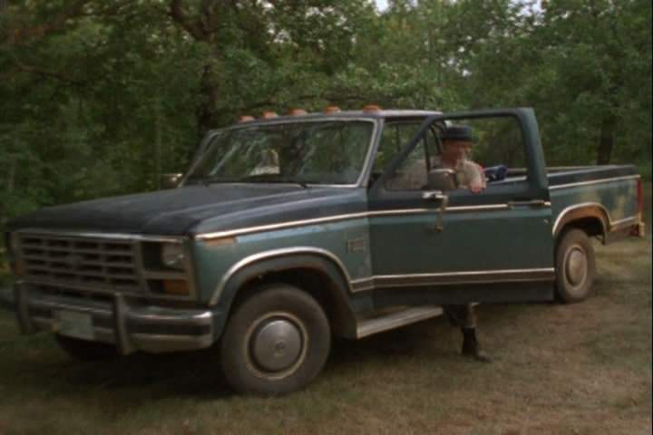 "Light Truck Wheels IMCDb.org: 1982 Ford F-100 in ""Corner Gas, 2004-2009"""