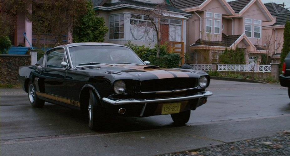1966 Ford Mustang Shelby GT 350 H replica