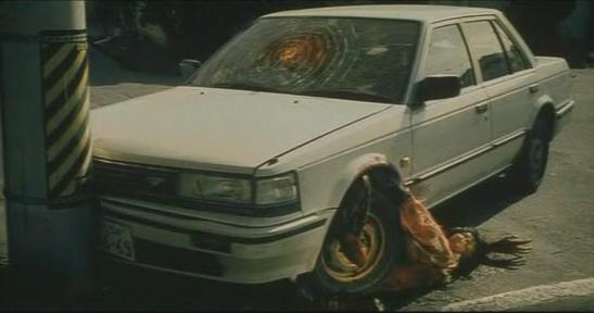 """IMCDb.org: 1985 Nissan Bluebird [U11] in """"Uzumaki, 2000"""""""
