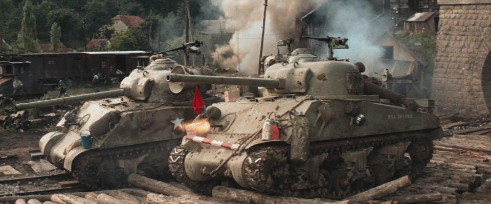 1944 Fisher M4 A3 'Sherman'