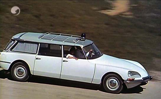 1969 Citroën ID 20 Break