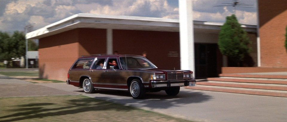 """IMCDb.org: 1984 Mercury Grand Marquis Colony Park in """"Bill & Ted's Excellent Adventure, 1989"""""""