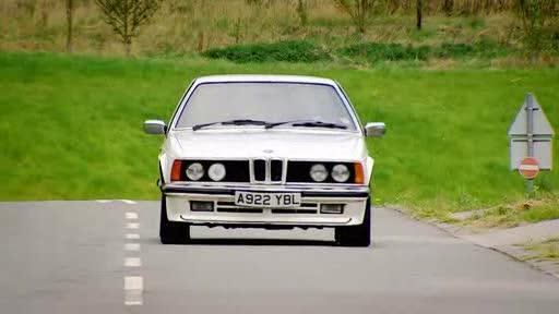 bmw e24. 1984 BMW 635 CSi [E24]