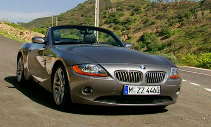 Imcdb Org 2002 Bmw Z4 3 0i E85 In Quot Top Gear 2002 2015 Quot