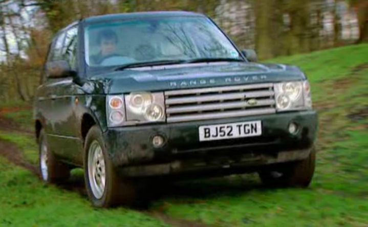 2002 Land-Rover Range Rover Vogue TD6 Series III [L322]