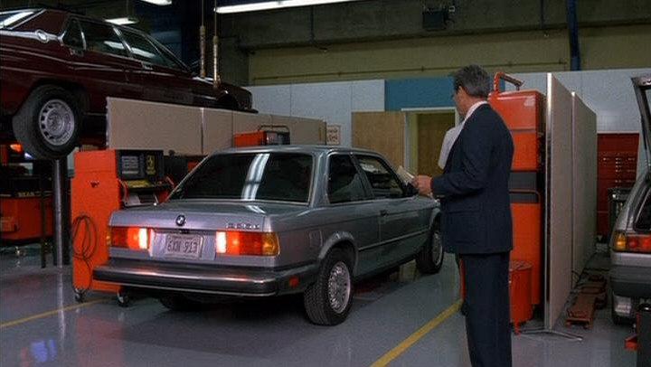 1984 BMW 325e [E30]