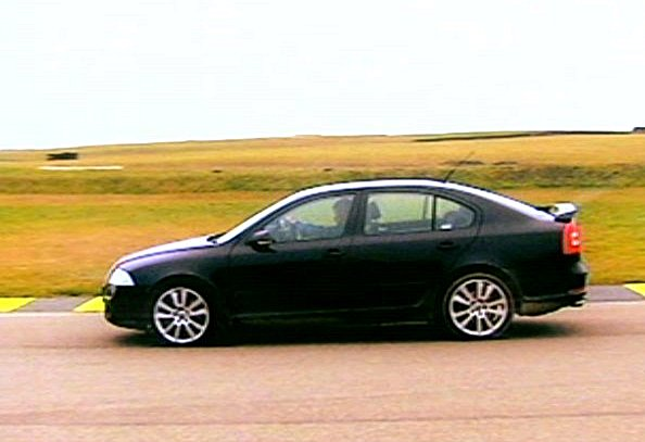 Skoda Octavia Vrs 2010 Pictures. 2005 Škoda Octavia vRS Series