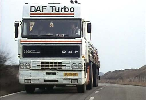 1984 DAF 3300 Turbo Intercooling Space Cab [FT]