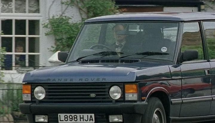 1993 Land-Rover Range Rover Series I