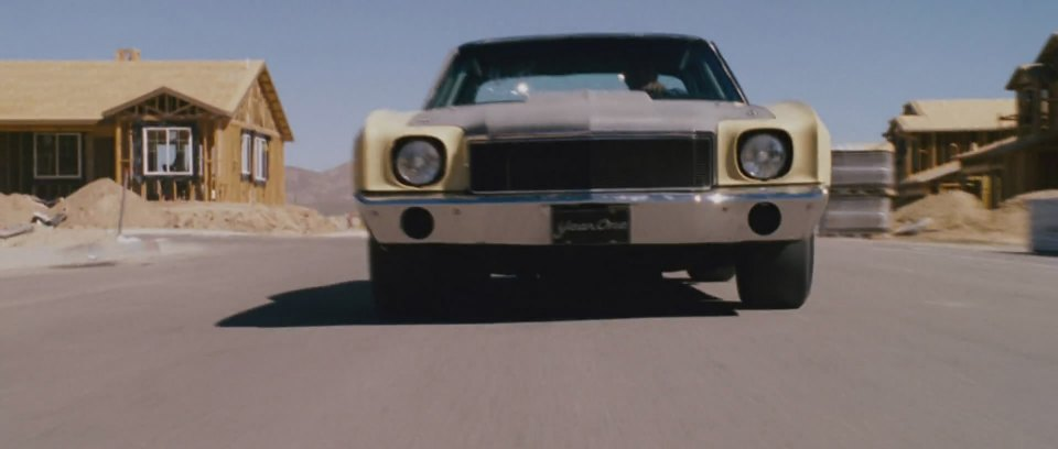 1970 Chevrolet Monte Carlo in The Fast and the Furious: Tokyo Drift, Movie,
