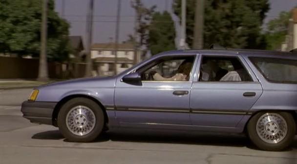 "2006 Ford Taurus >> IMCDb.org: 1986 Ford Taurus Wagon [DN5] in ""The Breaks, 1999"""