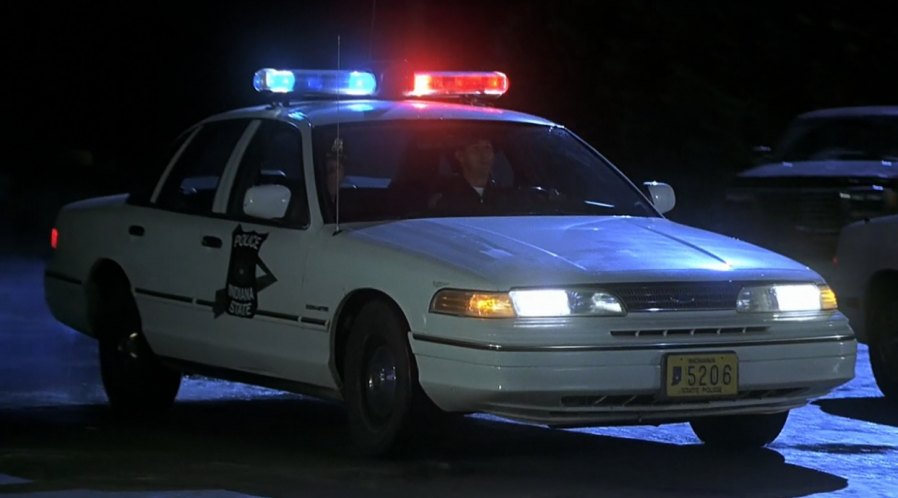 Imcdb Org 1993 Ford Crown Victoria In Quot Blues Brothers