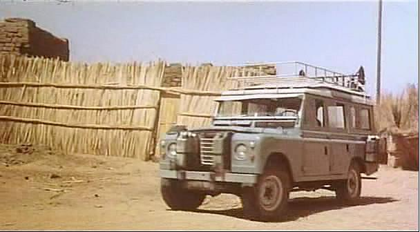 1971 Land-Rover 109'' Series III Station Wagon