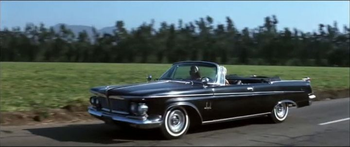1962 Imperial Crown Convertible [SY1-M]