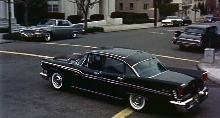 Imcdb Org  1959 Chrysler Windsor In  U0026quot Portrait In Black  1960 U0026quot