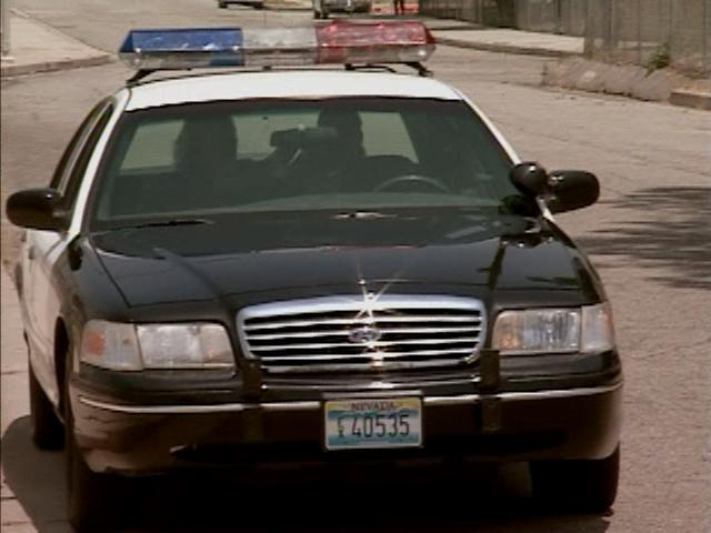 1998 Ford Crown Victoria [P71]