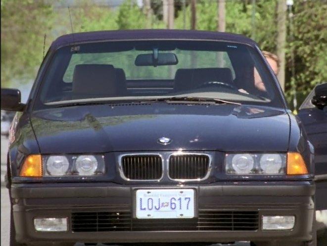 Class: Cars, Convertible — Model origin: DE — Made for: USA. 1997 BMW 328i
