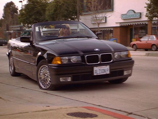 1995 BMW 328i Cabrio [E36]