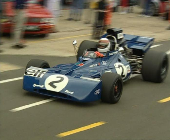 1971 Tyrrell 003 Ford