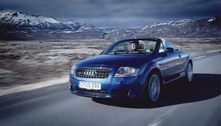 Audi TT Roadster 3.2 quattro Overview