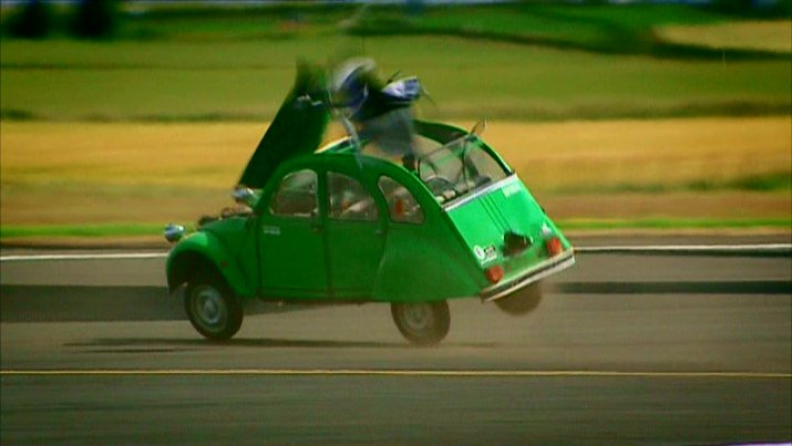 1987 citro n 2cv 6 sp cial bamboo in top gear 2002 2015. Black Bedroom Furniture Sets. Home Design Ideas