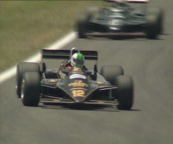 Lotus 87 Ford [Type 87]