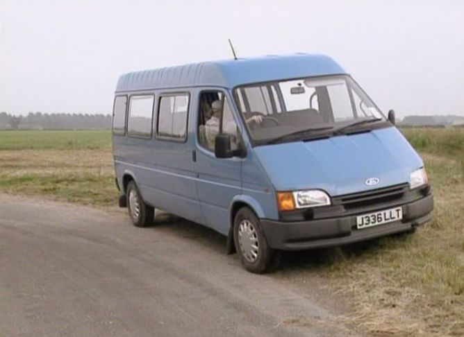 1992 ford transit 2 0 mkiii in keeping up appearances 1990 1995. Black Bedroom Furniture Sets. Home Design Ideas