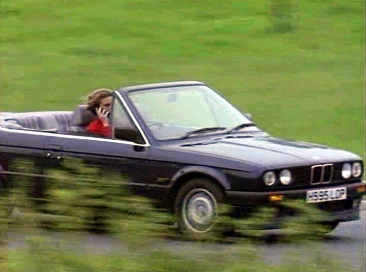 Bmw 318i. 1991 BMW 318i Cabrio [E30]