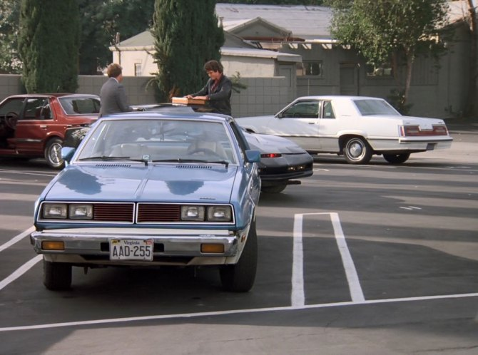 Imcdb Org 1978 Dodge Challenger In Quot Knight Rider 1982 1986 Quot