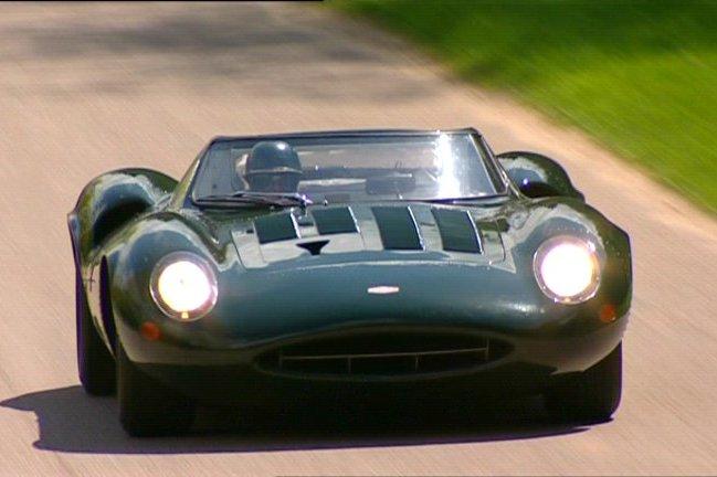 Jaguar Xj13. Jaguar XJ13