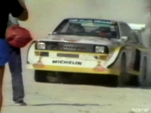 1985 Audi Sport Quattro S1 B2 [Typ 85Q]